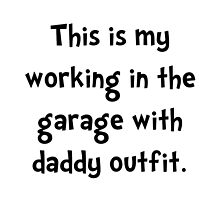Working Daddy Garage by TheBestStore