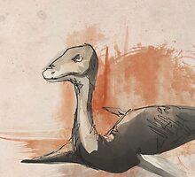 Nessy by Karl Salisbury