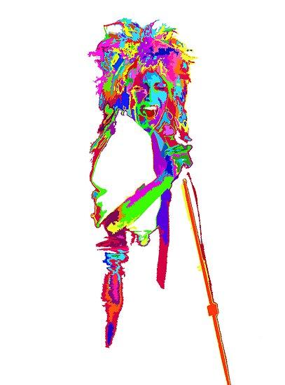 The Gypsy Acid Queen by godinlv
