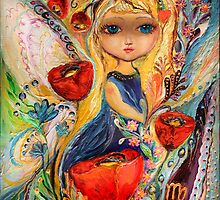 The Fairies of Zodiac series - Virgo by Elena Kotliarker