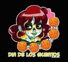 Elianna Dia De Los Muertos by Zorilita