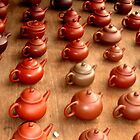 Teapots by Simone  Cook