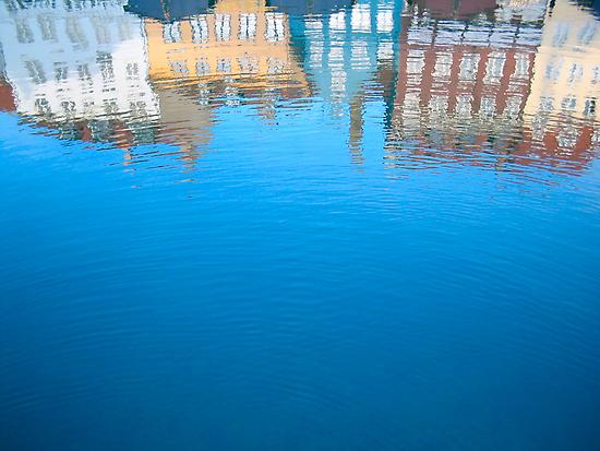 Nyhavn St, Copenhagen by John Douglas