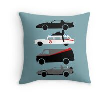 The Car's The Star Throw Pillow