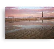 Merewether Baths 2 Canvas Print