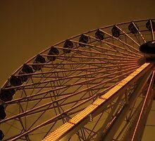 Ferris Wheel by Brett Yoncak