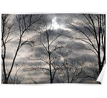 Dark Clouds  Poster
