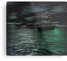 Siren 2:  The Ship Metal Print