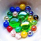 Playing with Marbles by Lee Anne French