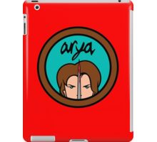 Arya The Animated Series  iPad Case/Skin