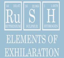 Rush Periodic Table  Kids Clothes