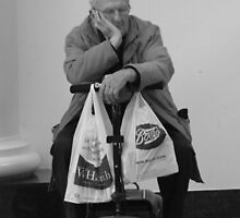 The Happy Shopper by Simon Mears