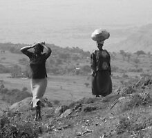 Mt. Elgon, Uganda by Simon Mears