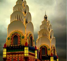 Luna Park Towers by Sarah Moore