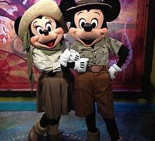Disney Safari by Whittwitty