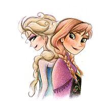 Frozen by AprilStrange