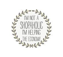 Shopaholic by designbyhuman