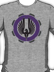 DarkHorse Design Logo Purple T-Shirt