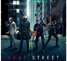 Payday - Heat Street by awesomebc