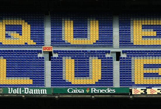 Camp Nou by ChimpCity