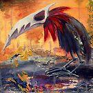 Warbird on the Oilfields by ixia