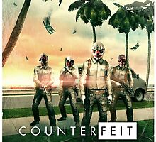 Payday - Counterfeit by awesomebc