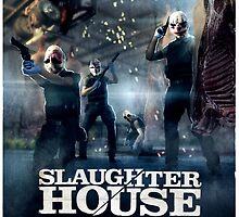Payday - Slaughter Hause by awesomebc