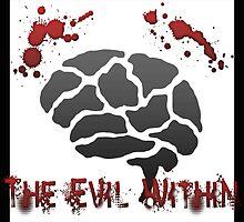 The Evil Within by Kikixkuran