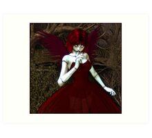 Fairy Secrets Art Print