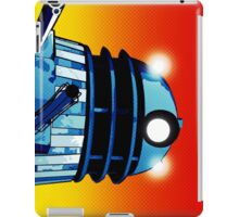 Dalek Extermination! iPad Case/Skin