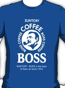 Suntory Boss Coffee T-Shirt