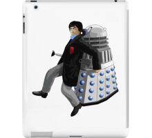 Doctor Who #2 and Dalek iPad Case/Skin