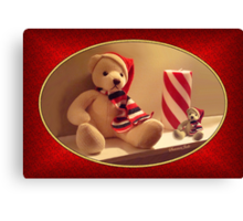 It'll be a Sad Christmas without You Canvas Print