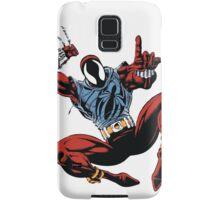 Spider-Man Unlimited - Ben Reilly the Scarlet Spider Samsung Galaxy Case/Skin