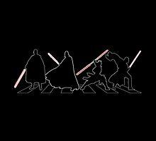 Smart crossing (dark side) by benyuenkk