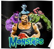 The MonStars Poster