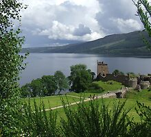 Loch Ness, Scotland by Samuel  Smith