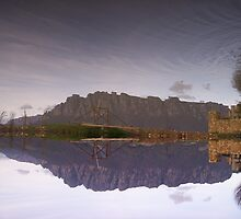 Mount Roland Upside Down by Robert71