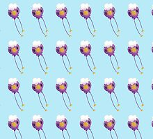 Drifloon Pattern by chibityness