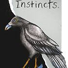 Animal Instincts (Bowerbird) by Thea T