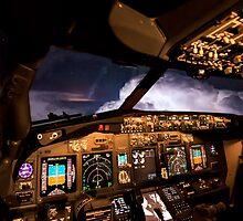 Thunderstorms ahead by MartijnKort