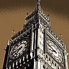 big ben by Deborah Parkin