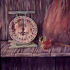 Old Scales by Randy Johnson
