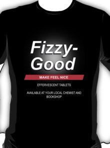 Fizzy Good - Black books T-Shirt