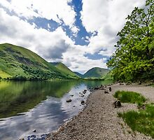 Brothers Water Lake District by Trevor Kersley