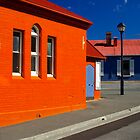 Battery Point Hobart by Mark Higgins
