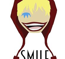 """Corazon Full Toothed """"Smile"""" by hybridstar"""