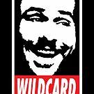 WILD CARD, BITCHES! by heythisisBETH