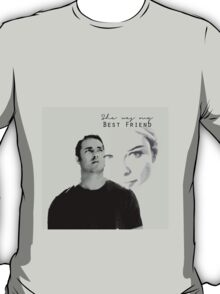 "Chicago Fire - Shay x Severide ""She was my best friend.."" T-Shirt"