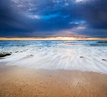 Pt Noarlunga Beach by KathyT